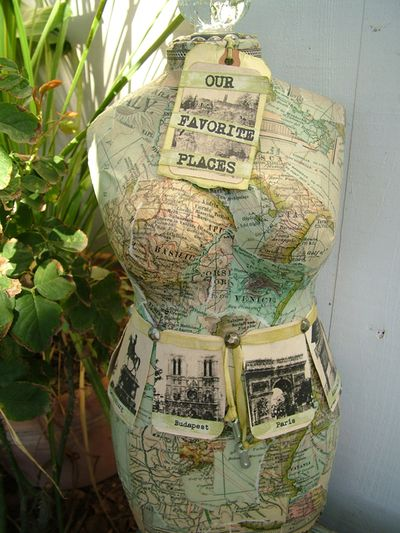 Travel torso