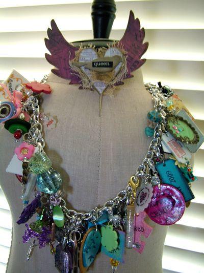 Charm Swap Necklace
