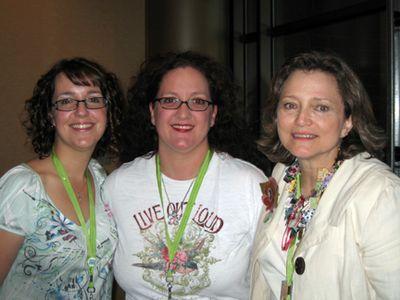 Paulette, Jennifer, Susan