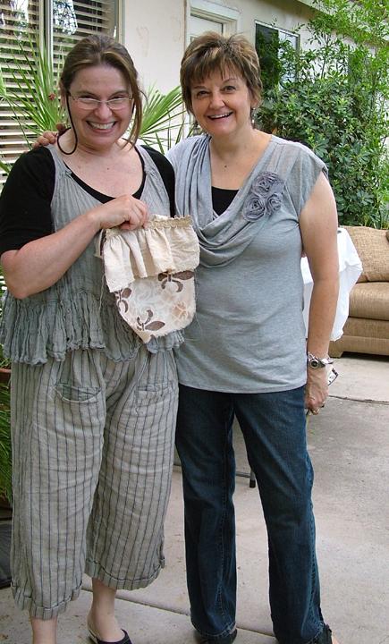 Pam and Carol