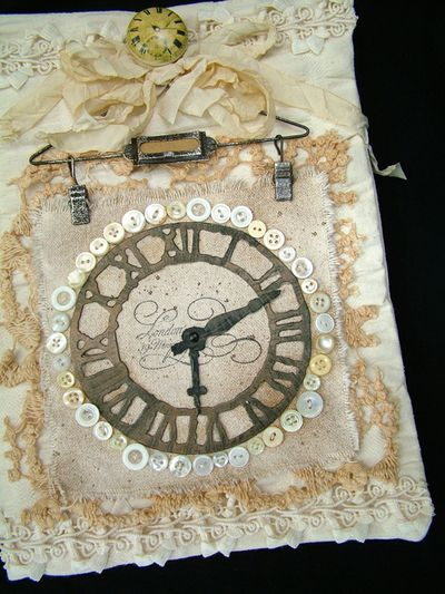 Grandmother's Clocks and Buttons3