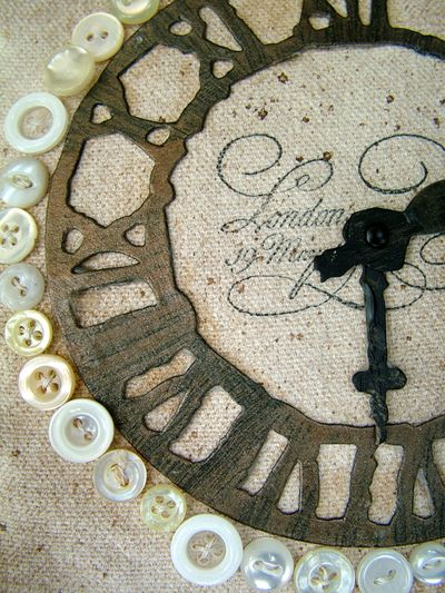 Grandmother's Clocks and Buttons4