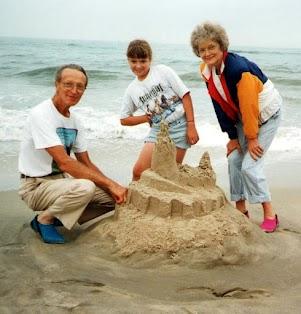 Mom beach 001