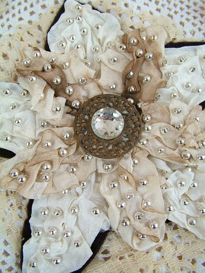 Vintage Elegance Fabric-Detail1
