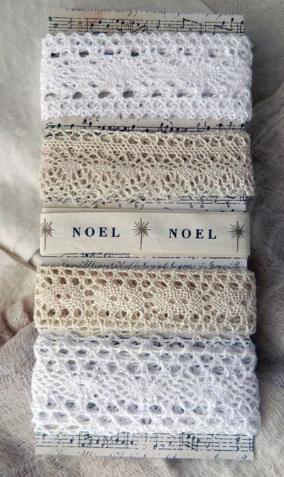 Lace Pack-Noel