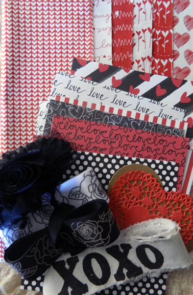 Love and Hearts Goodie Pack