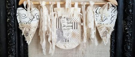Hanger on frame