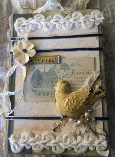 It's Spring! Vintage Bird Album