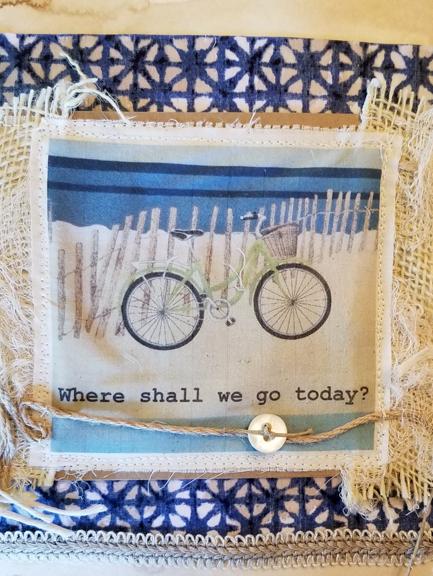 Bike page